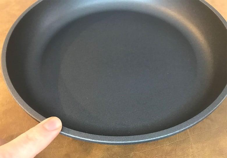 Swiss Diamond HD Classic Frying Pan Thickness