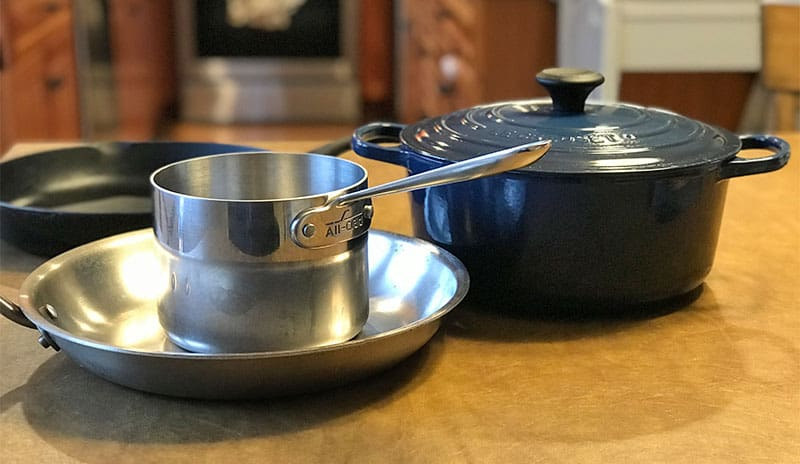 The Best Cookware Brands