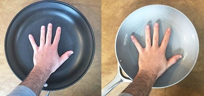 10 versus 12 inch pan_cooking surface
