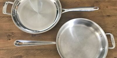 All-Clad vs. Cuisinart: How Does Their Cookware Compare?