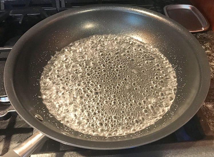 Anolon cookware heat conduction