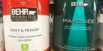 Behr Premium Plus vs. Marquee Paint: What's the Difference?