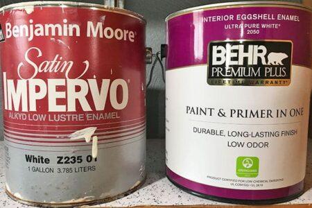 Behr vs. Benjamin Moore: Which Paint Is Better?