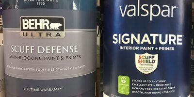 Behr vs. Valspar: Which Paint Is Better?