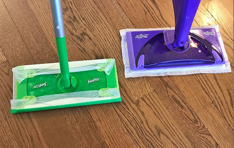 Best Alternatives to Swiffer Sweeper and WetJet
