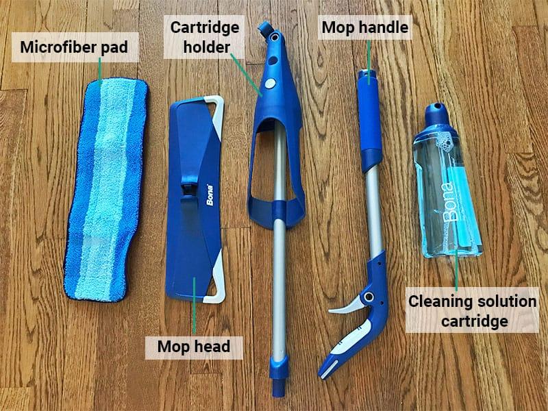 Bona Spray Mop Parts