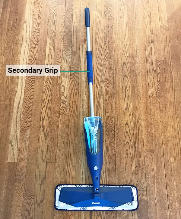 Bona Spray Mop Secondary Grip