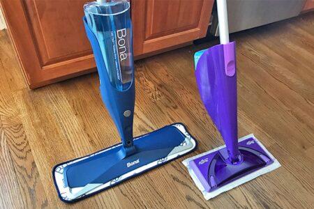 Bona vs. Swiffer: Which Floor Mop Is the Best?