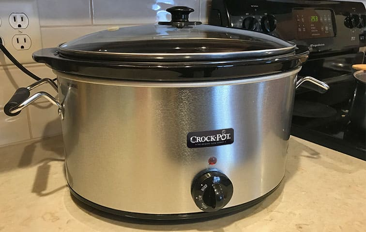 Can you put a Crock-Pot in the oven