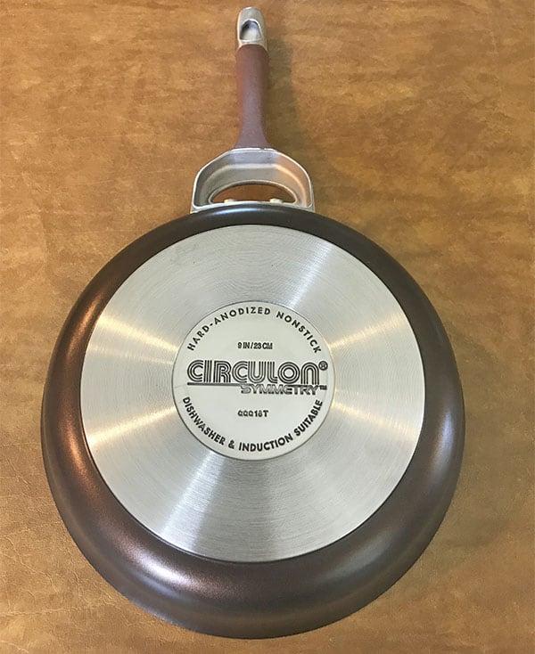 Circulon Cookware Steel Induction Plate