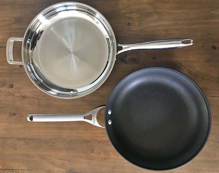 Cuisinart versus Calphalon