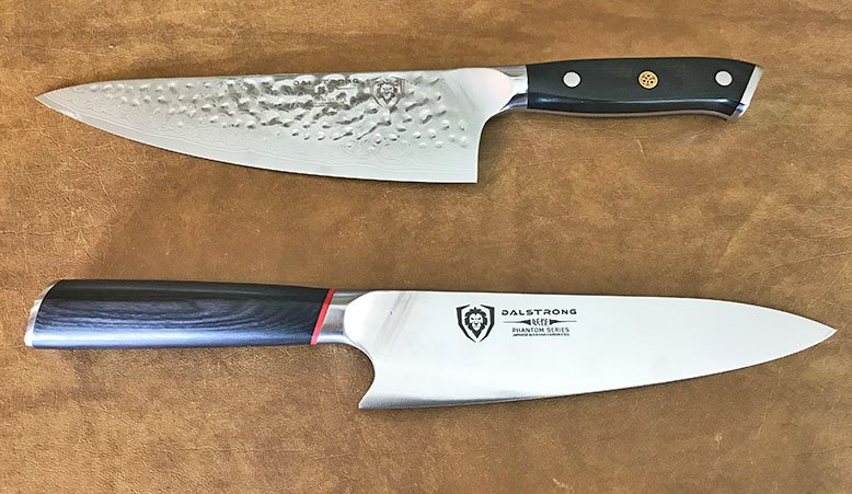 Dalstrong kitchen knives review