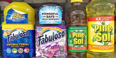 Fabuloso vs. Pine-Sol: What's the Difference?