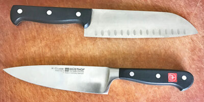 Forged vs. Stamped Kitchen Knives: What's the Difference?