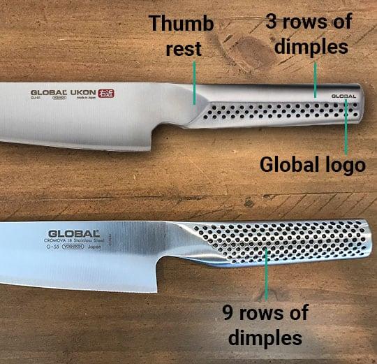 Global UKON versus Classic_handle design