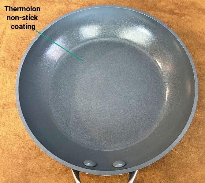 GreenPan Thermolon Non-Stick Coating