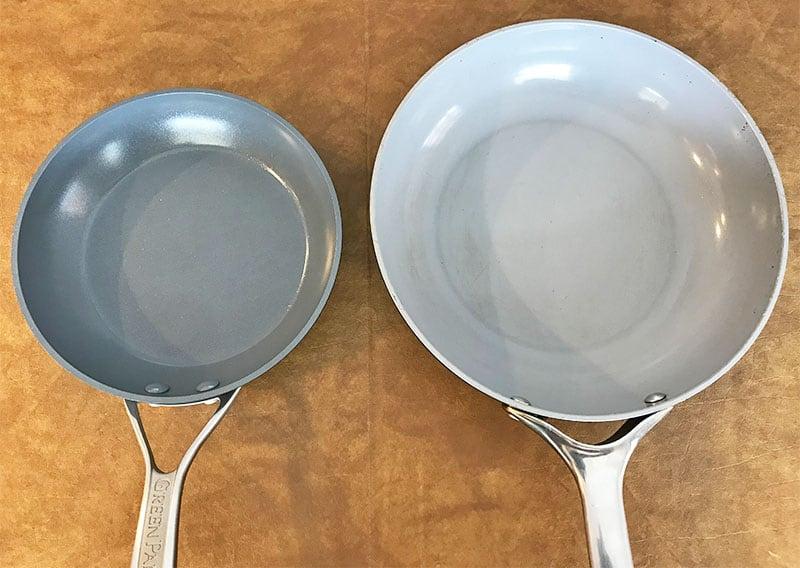 GreenPan versus Caraway_ceramic non-stick coating