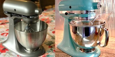 KitchenAid Classic vs. Artisan: What's the Difference?