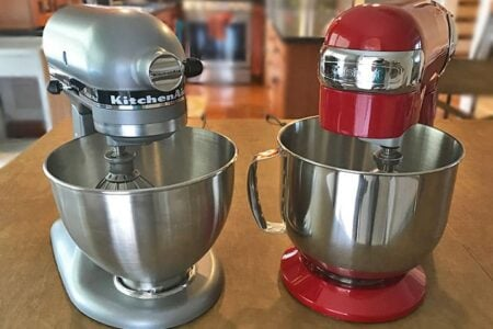 Cuisinart vs. KitchenAid: Which Stand Mixers Are Better?