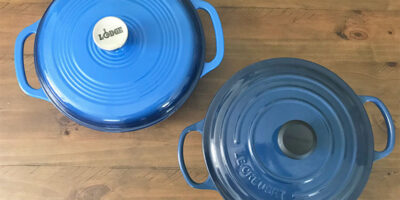 Lodge vs. Le Creuset Dutch Ovens: What's the Difference?