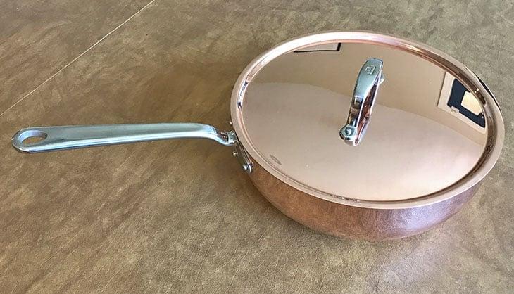 Made In Copper Saucier