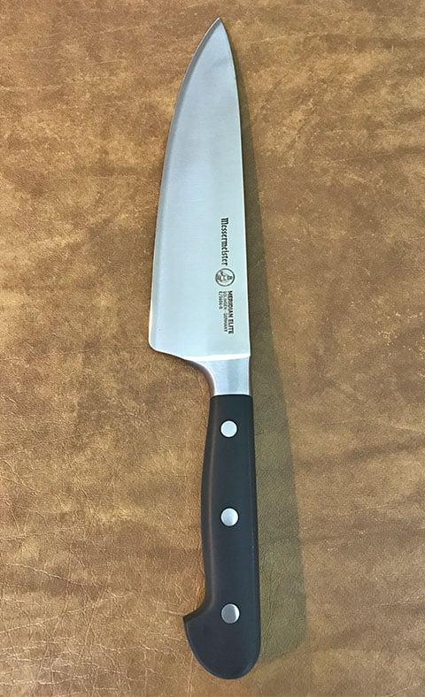 Messermeister Meridian Elite Chefs Knife