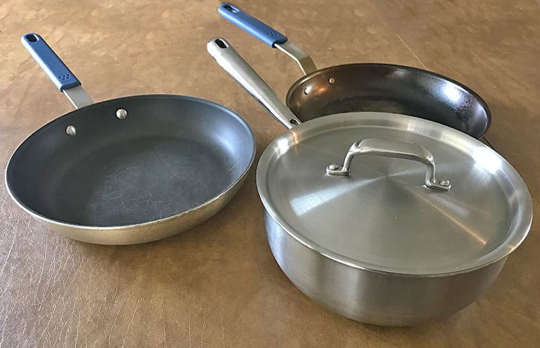 Misen non-stick and stainless steel cookware review
