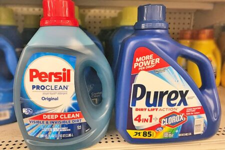 Purex vs. Persil: Which Laundry Detergent Is Better?