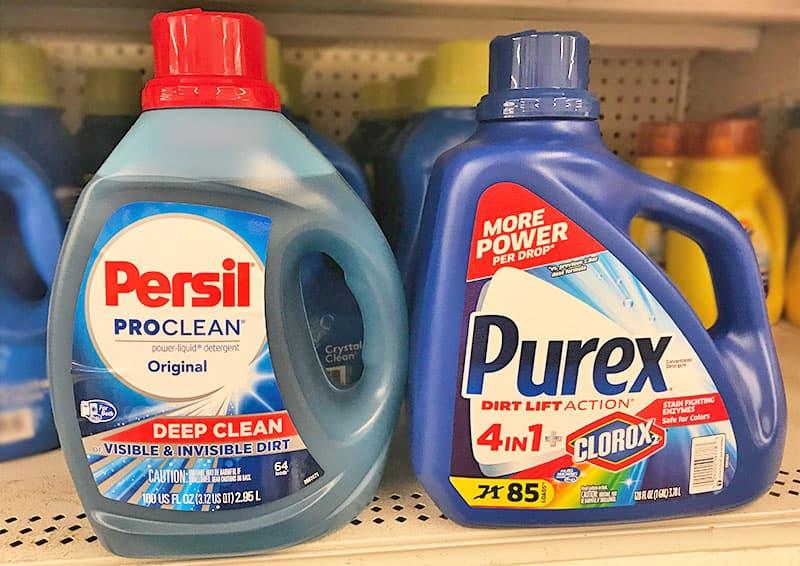 Persil versus Purex