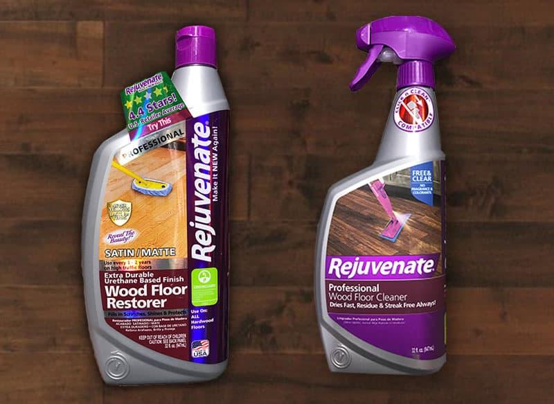 Rejuvenate Floor Cleaner and Restorer Review