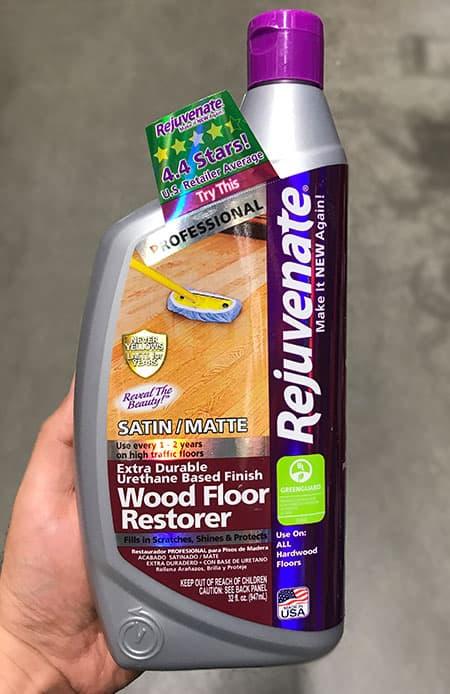 Rejuvenate Floor Restorer Review