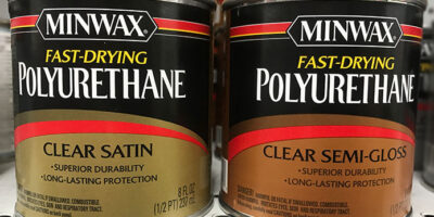 Satin vs. Semi-Gloss Polyurethane: What's the Difference?