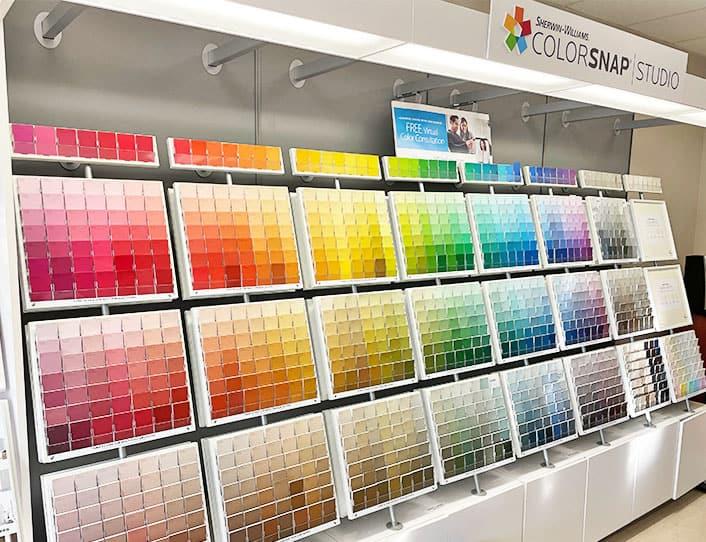 Sherwin-Williams Colors