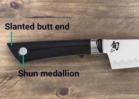 Shun Sora handle design