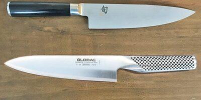 Shun vs. Global: In-Depth Kitchen Knife Comparison