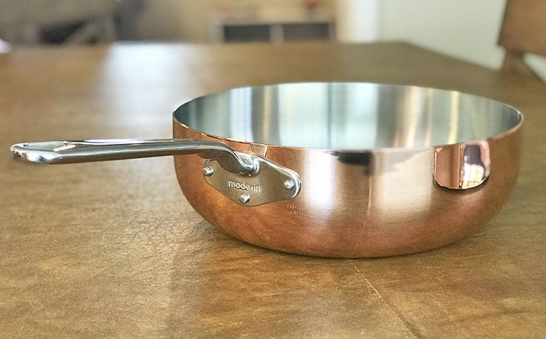 The best copper cookware brands