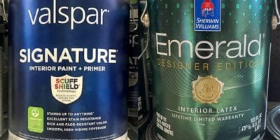 Valspar vs. Sherwin-Williams Paint: What's the Difference?