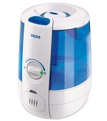 Vicks CoolRelief Cool Mist Humidifier VUL600