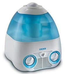 Vicks Starry Night Cool Moisture Humidifier V3700