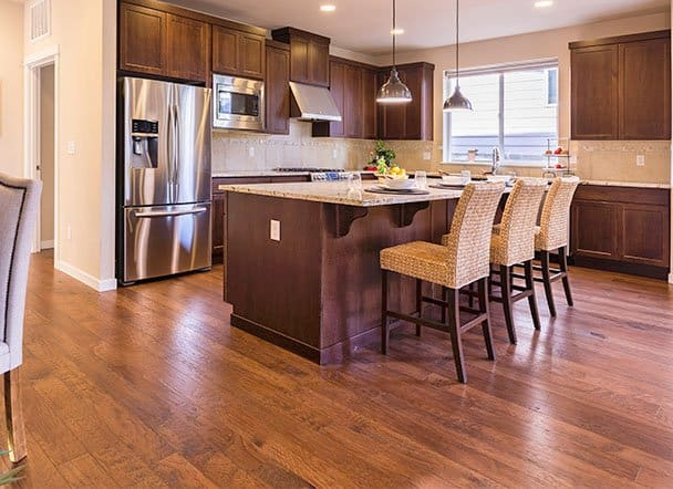 Wood floors with satin polyurethane_3