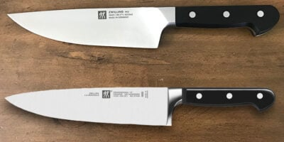 "Zwilling J.A. Henckels Pro vs. Pro ""S"": What's the Difference?"
