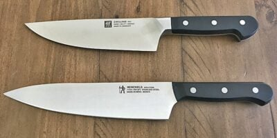 Zwilling vs. Henckels Kitchen Knives: What's the Difference?