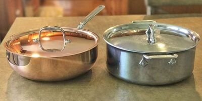 Copper vs. Stainless Steel Cookware: Which Is Better?