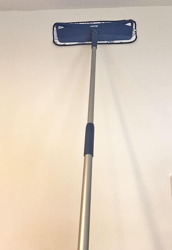 mop with extendable handle